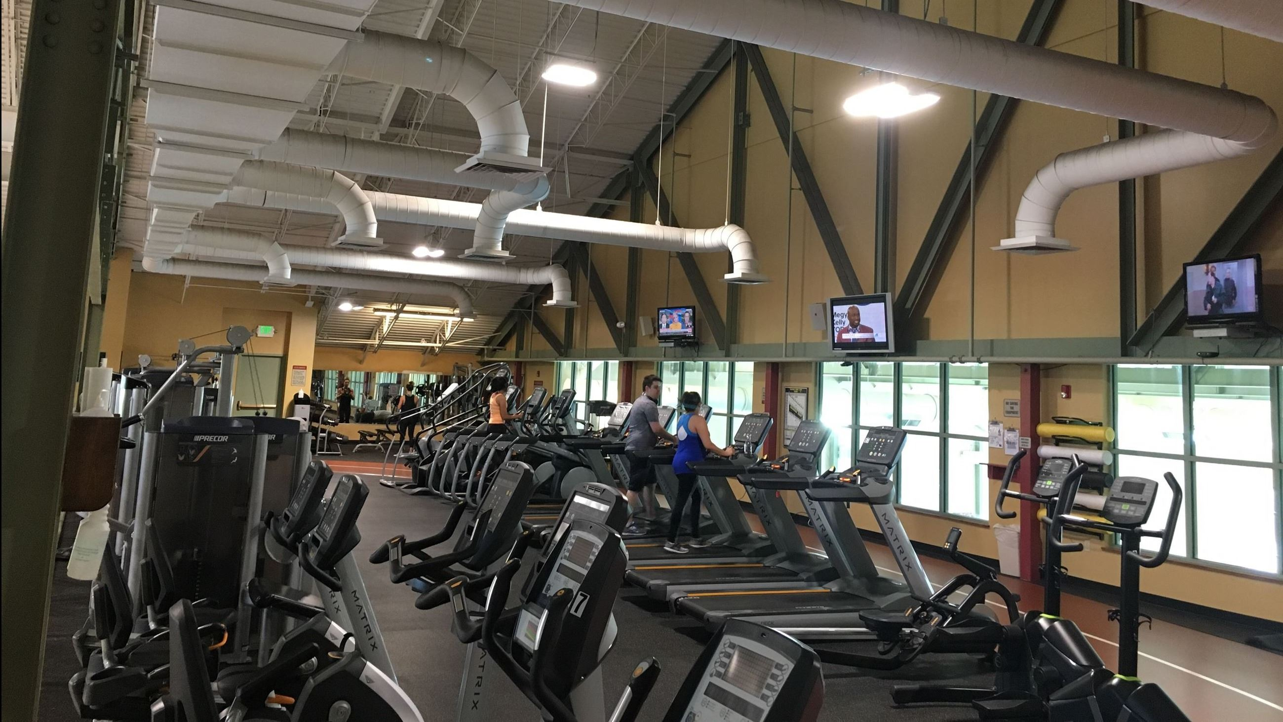 Fitness center glenwood springs parks & recreation co