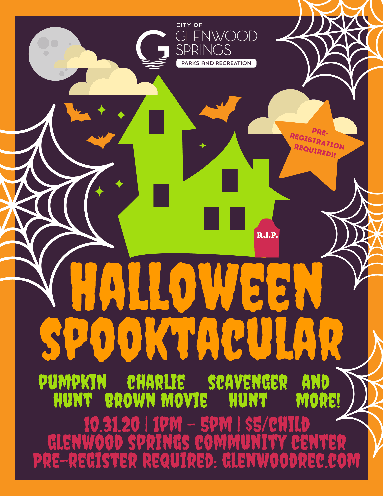 Copy of Illustrated Halloween Party Flyer (2)